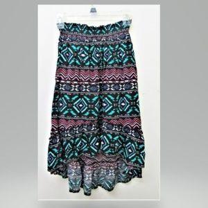 Justice Girls Boho Skirt